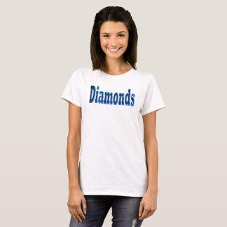 Camiseta Diamantes