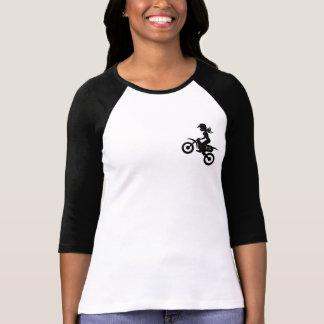 Camiseta Diamantes do dirtbike de BODB não