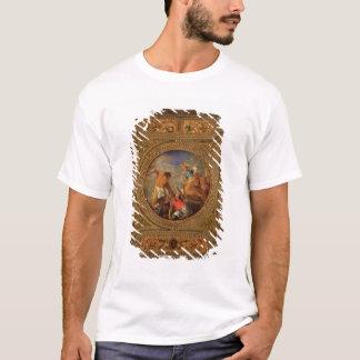 Camiseta Diana e Actaeon, do teto da biblioteca
