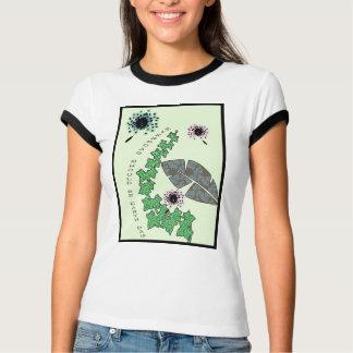 Camiseta diário deve ser o Dia da Terra