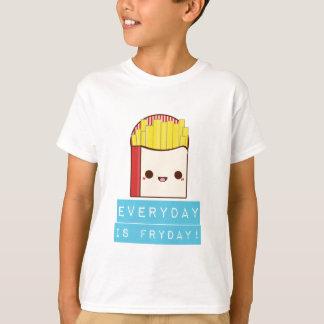 Camiseta Diário é Fryday!