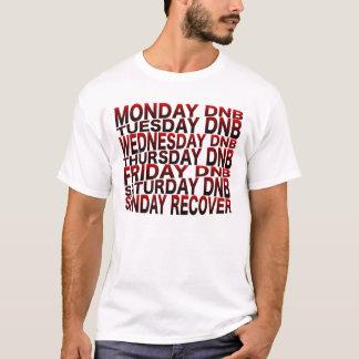 Camiseta Diário semanal