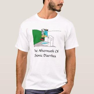 Camiseta Diarreia sónico