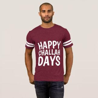 Camiseta DIAS engraçados do CHALÁ dos t-shirt de Hanukkah