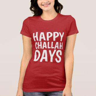 Camiseta DIAS FELIZES do CHALÁ, Hanukkah engraçado Chanukah