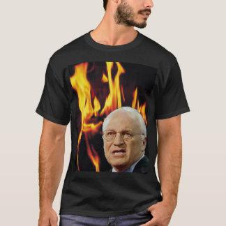 Camiseta Dick Cheney tão mau quanto pode ser
