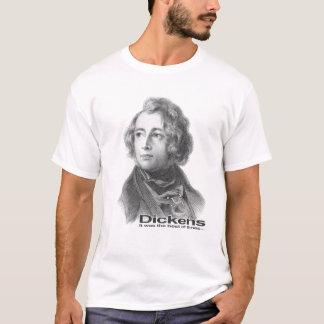 Camiseta Dickens (B/W)