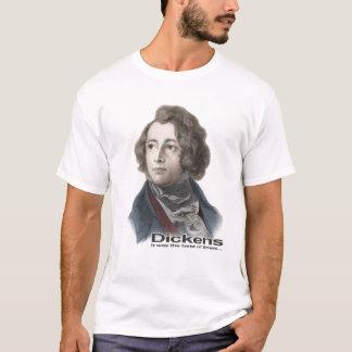 Camiseta Dickens (cor)