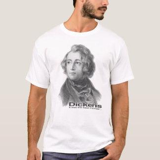 Camiseta Dickens-Melhor dos tempos camisa-BW