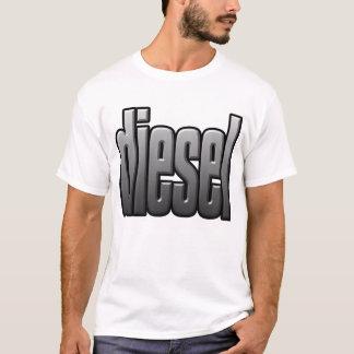 Camiseta DIESEL. incondicional, força. resistente. músculo