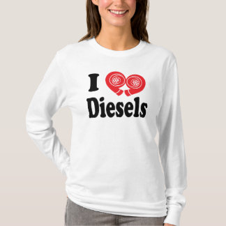Camiseta DieselHeart