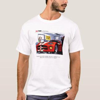 Camiseta Dieta da víbora