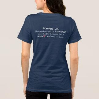Camiseta Diferente pelo design