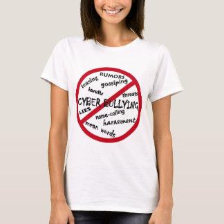 Camiseta Diga não a tiranizar