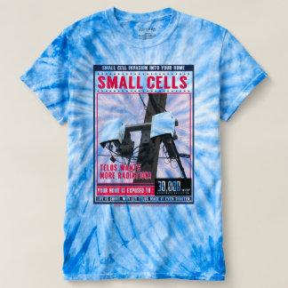 Camiseta Diga não às pilhas pequenas