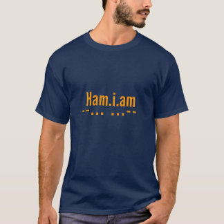 Camiseta Diga o mundo que você é um operador de
