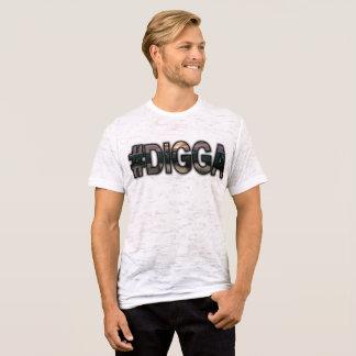 Camiseta Digga amigável alemão