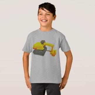 Camiseta Diggin este trator