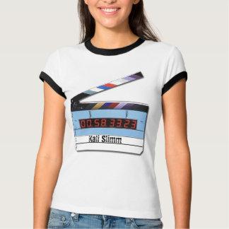 Camiseta digital_film_slate, Kali Slimm