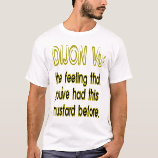 Camiseta dijon vu