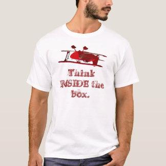 Camiseta Dilua DENTRO da caixa