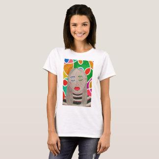 Camiseta Dina por Jesse Raudales