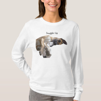 Camiseta Dinamarquês sonolento Hoody