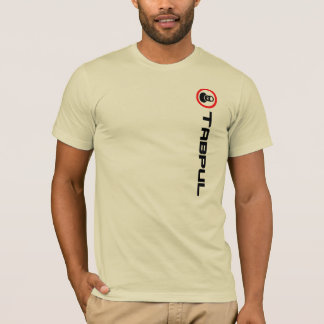 Camiseta Dinâmica da cola da tração da aba