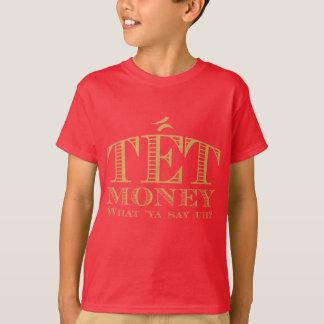 Camiseta Dinheiro de Tet