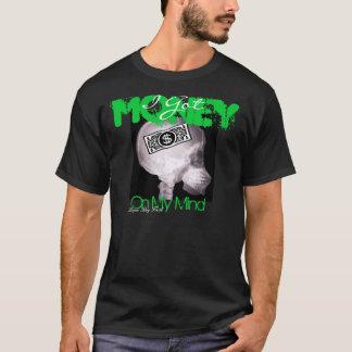 Camiseta Dinheiro em meu T da mente