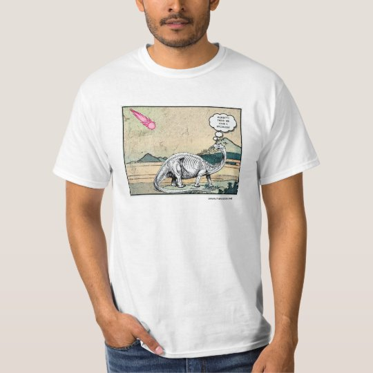 Camiseta Dino Problem