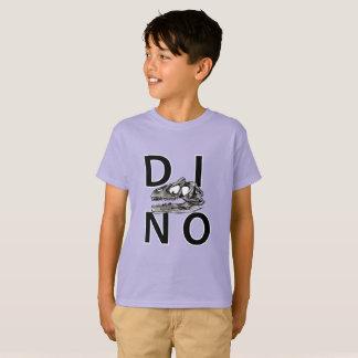 Camiseta DINO - t-shirt do Hanes TAGLESS® dos miúdos da