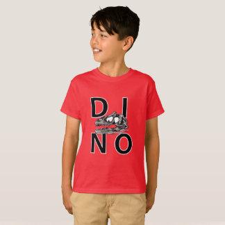 Camiseta DINO - t-shirt vermelho escuro do Hanes TAGLESS®