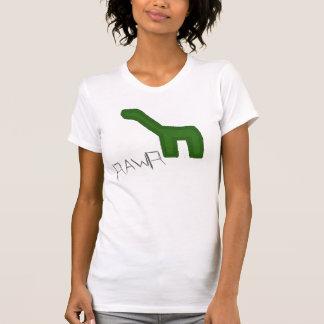 Camiseta Dinossauro: D