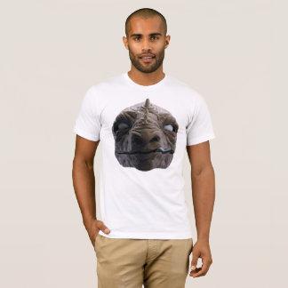 Camiseta Dinossauro de fumo