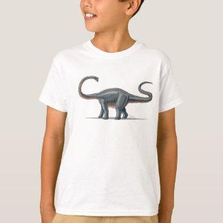 Camiseta Dinossauro do Apatosaurus do t-shirt dos miúdos
