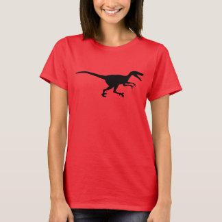 Camiseta Dinossauro do Velociraptor