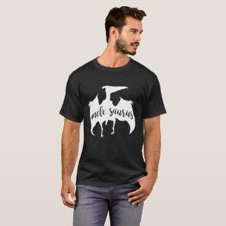 Camiseta Dinossauro engraçado do funcle do tio Saurus