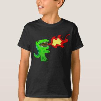Camiseta Dinossauro ou dragão por Jessica Jimerson - 2
