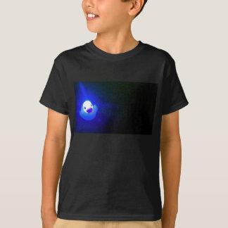 Camiseta Diodo emissor de luz azul Duckie