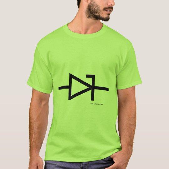 Camiseta Diodo Zener