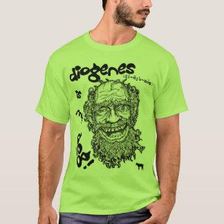 Camiseta Diogenes é meu cão!