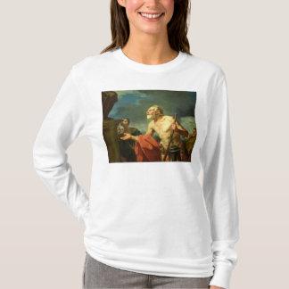 Camiseta Diogenes que pede a esmola, 1767