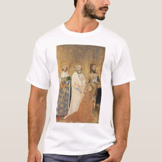 Camiseta Diptych de Wilton (lado esquerdo)