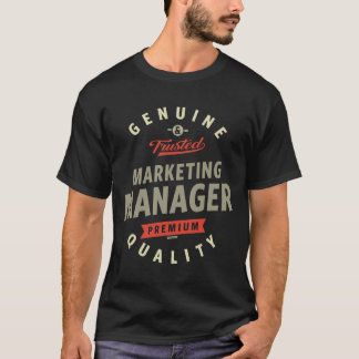 Camiseta Director de marketing