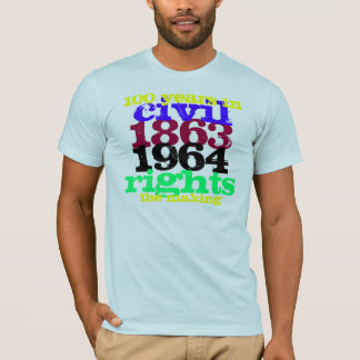 Camiseta Direitos civis