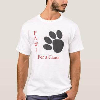 Camiseta Direitos dos animais