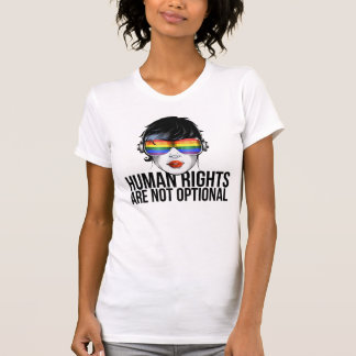 Camiseta Direitos humanos