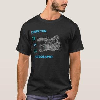 Camiseta Diretor da fotografia