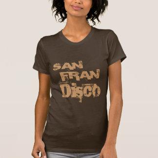 Camiseta Disco de San Fran